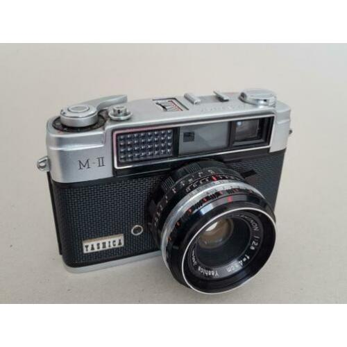 Yashica M2 analoge meetzoeker vintage camera