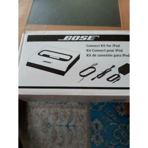 Bose connect kit for IPod