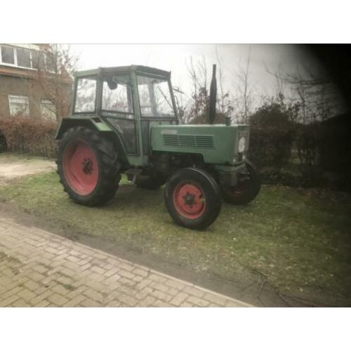Fendt farmer 106 ls