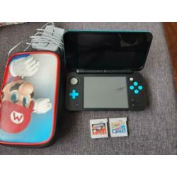 2ds xl met 2games!!